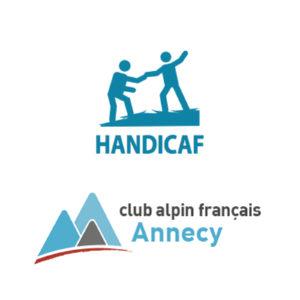 Handicaf + Club Alpin