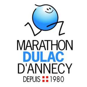 Logo Marathon du lac Annecy